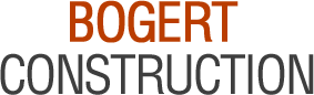 Bogert Construction logo